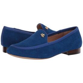 ラルフ ローレン LAUREN Ralph Lauren レディース シューズ・靴 ローファー・オックスフォード【Clair】Cosmic Blue/Cosmic Blue Kid Suede/Grosgrain