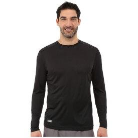 アンダーアーマー Under Armour メンズ トップス 長袖Tシャツ【UA Tac Tech Long Sleeve Tee】Black