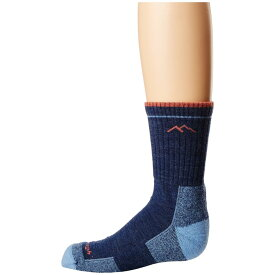 ダーンタフ Darn Tough Vermont レディース インナー・下着 ソックス【Merino Wool Micro Crew Socks Cushion】Denim