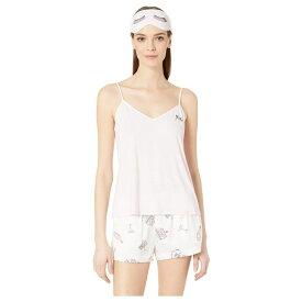 ケイト スペード Kate Spade New York レディース インナー・下着 パジャマ・上下セット【Short Pajama Set with Sleepmask】Bridal Toss
