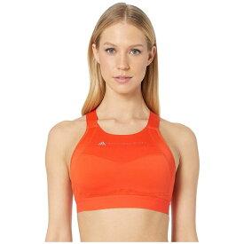 アディダス adidas by Stella McCartney レディース インナー・下着 ブラジャーのみ【Performance Essentials Bra DT9235】Bold Orange