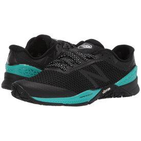 ニューバランス New Balance レディース シューズ・靴 スニーカー【Minimus 40 Trainer】Black/Tidepool