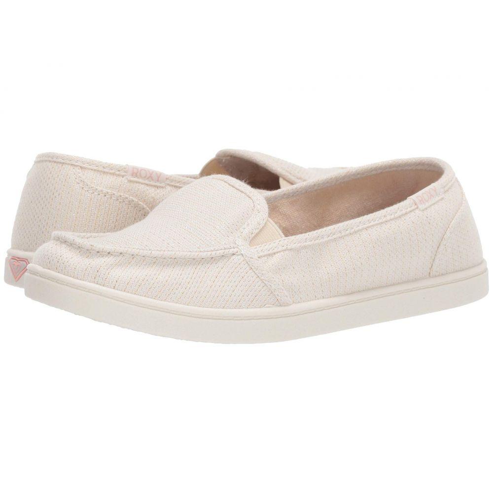 ロキシー Roxy レディース シューズ・靴 スニーカー【Minnow VI】Cream