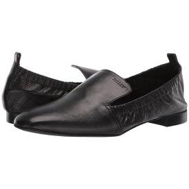 バリー Bally レディース シューズ・靴 ローファー・オックスフォード【Becca Travel Flat】Black