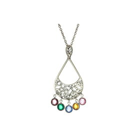 ブライトン Brighton レディース ジュエリー・アクセサリー ネックレス【Elora Gems Drops Necklace】Multi