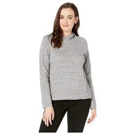 アグ UGG レディース トップス パーカー【Pilar Hooded Sweatshirt】Grey Heather