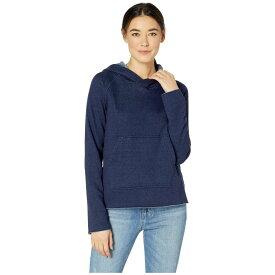 アグ UGG レディース トップス パーカー【Pilar Hooded Sweatshirt】Navy Heather