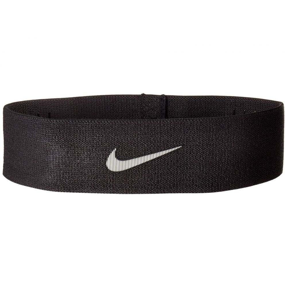 ナイキ Nike レディース ベルト【Resistance Loop】Black/White
