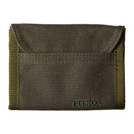 フィルソン Filson レディース 財布【Smokejumper Wallet】Otter Green