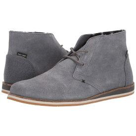 ハリマリ hari mari メンズ シューズ・靴 ブーツ【Adobe Desert Boot】Charcoal/Charcoal