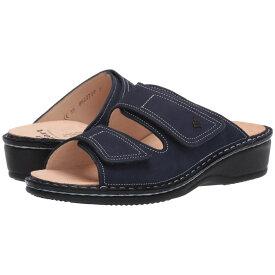 フィンコンフォート Finn Comfort レディース シューズ・靴 サンダル・ミュール【Jamaica - 82519】Navy Patagonia