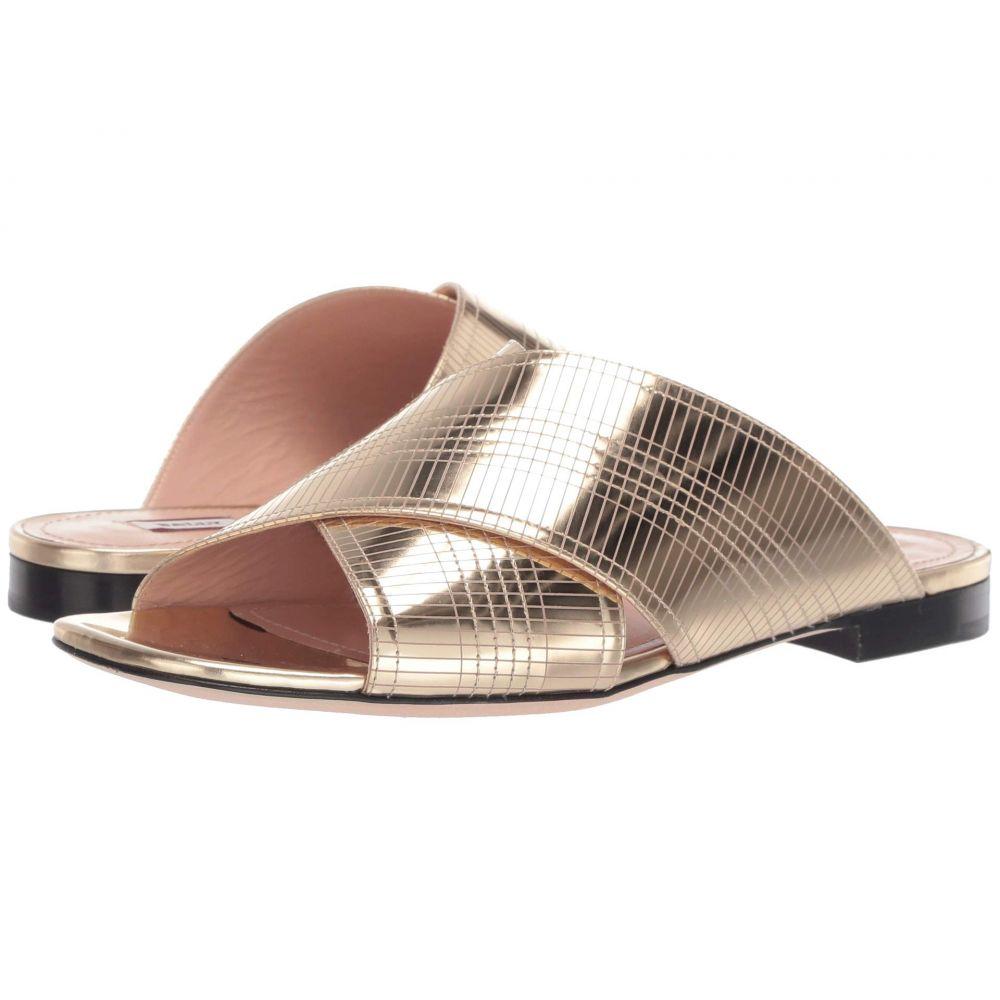 バリー Bally レディース シューズ・靴 サンダル・ミュール【Evoria Sandal】Antique Gold