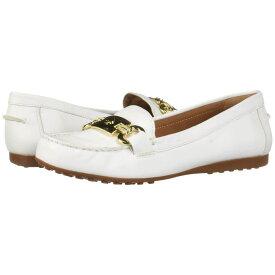 ケイト スペード Kate Spade New York レディース シューズ・靴 ローファー・オックスフォード【Carson】Off-White Leather
