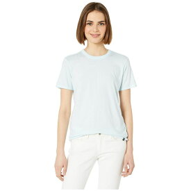 ハーレー Hurley レディース トップス Tシャツ【Burnout T-Shirt】Topaz Mist