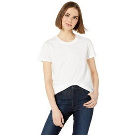 ハーレー Hurley レディース トップス Tシャツ【Solid Perfect Crew T-Shirt Short Sleeve】White