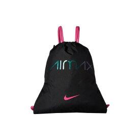 ナイキ Nike レディース バッグ バックパック・リュック【Heritage Gymsack】Black/Black/Laser Fuchsia