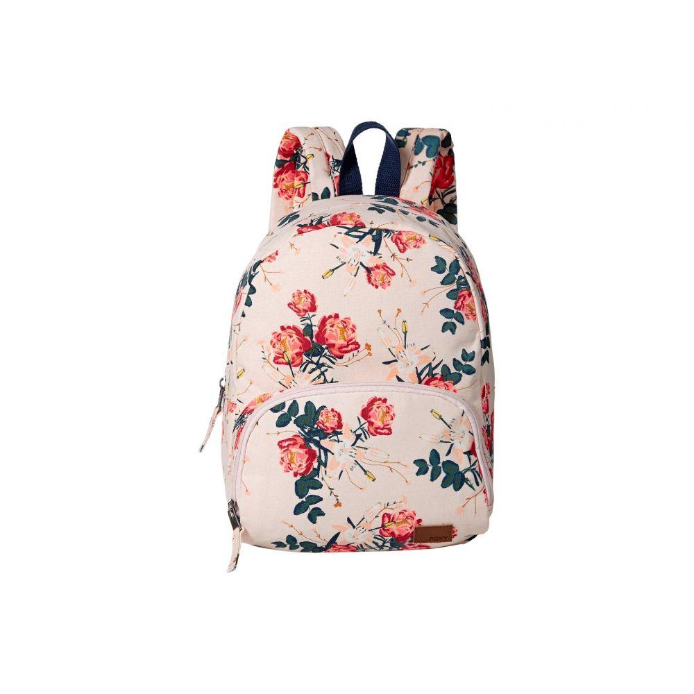 ロキシー Roxy レディース バッグ バックパック・リュック【Always Core Canvas Backpack】Cloud Pink/Garden Liliy