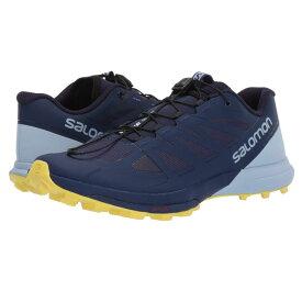 サロモン Salomon レディース ランニング・ウォーキング シューズ・靴【Sense Pro 3】Patriot Blue/Cashmere Blue/Aurora