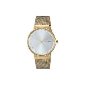スカーゲン Skagen レディース 腕時計【Annelie - SKW2755】Gold