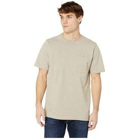 ティンバーランド Timberland PRO メンズ トップス Tシャツ【Base Plate Blended Short Sleeve T-Shirt】Sandstone