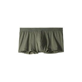 オム HOM メンズ インナー・下着 ボクサーパンツ【Classic Boxer Briefs】Green