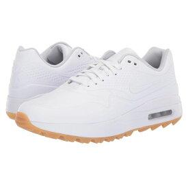 ナイキ Nike Golf レディース ゴルフ シューズ・靴【Air Max 1 G】White/White/Gum Light Brown