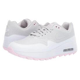 ナイキ Nike Golf レディース ゴルフ シューズ・靴【Air Max 1 G】Vast Grey/Vast Grey/White/Pink Foam