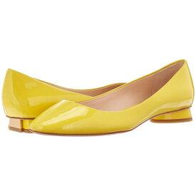 ケイト スペード Kate Spade New York レディース シューズ・靴 スリッポン・フラット【Fallyn】Vibrant Canary Patent