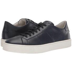 サントーニ Santoni メンズ シューズ・靴 スニーカー【Jannas Lace Up Sneaker】Navy