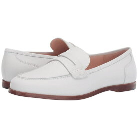 ジェイクルー J.Crew レディース シューズ・靴 ローファー・オックスフォード【Ryan Penny Loafers in Leather】White