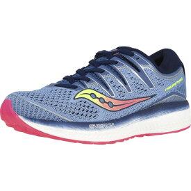 サッカニー Saucony レディース ランニング・ウォーキング シューズ・靴【Triumph ISO 5】Blue/Navy