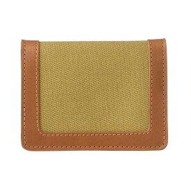 フィルソン Filson レディース 財布【Outfitter Card Wallet】Tan