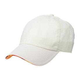 ナイキ Nike レディース 帽子 キャップ【Heritage86 Air Max Cap】White/Campfire Orange/Black
