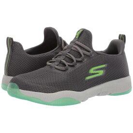 スケッチャーズ SKECHERS メンズ ランニング・ウォーキング シューズ・靴【Go Run TR - 55192】Charcoal/Lime