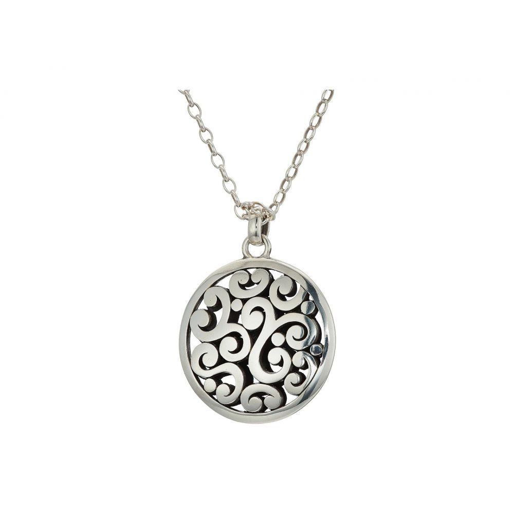 ブライトン Brighton レディース ジュエリー・アクセサリー ネックレス【Contempo Convertible Necklace】Silver