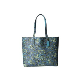 ac82a03d80a0 コーチ COACH レディース バッグ トートバッグ【Floral Print Coach Highline Tote】Slate/Silver