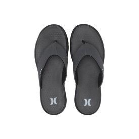 ハーレー Hurley メンズ シューズ・靴 ビーチサンダル【Flex 2.0 Sandal】Dark Grey