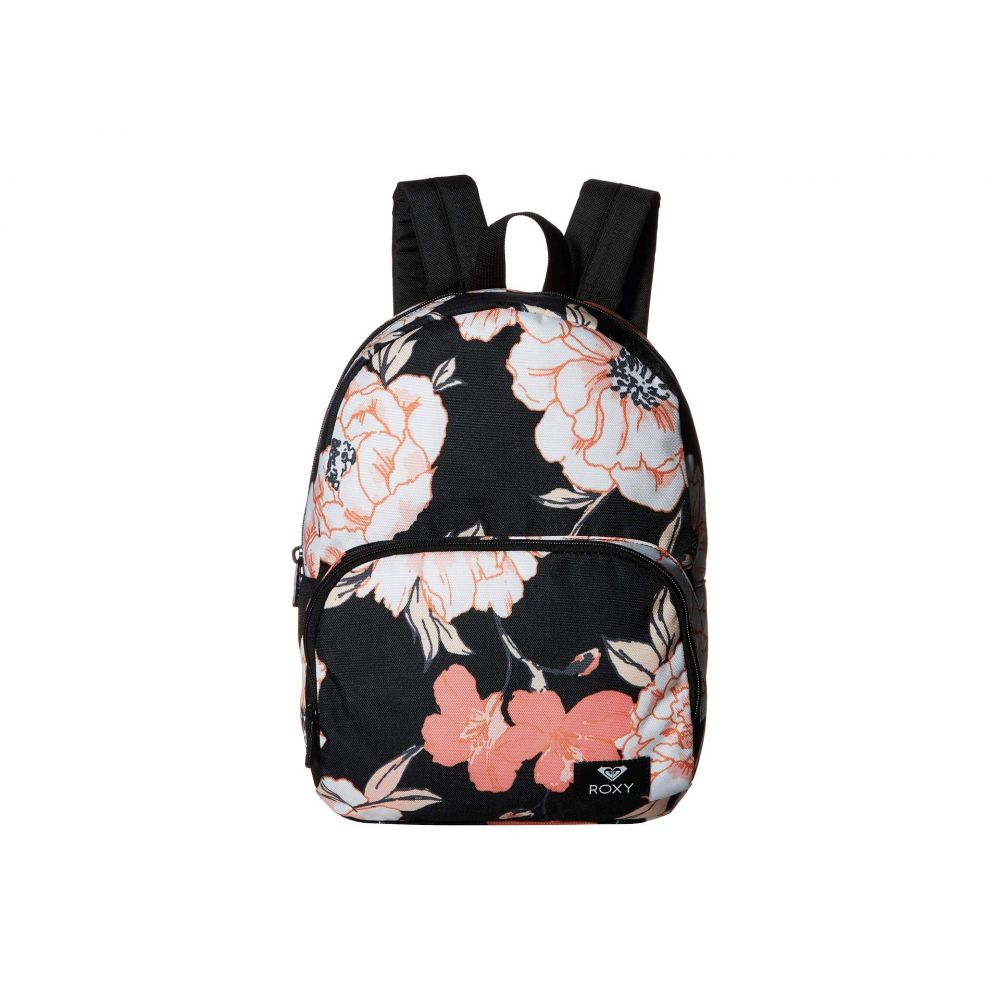 ロキシー Roxy レディース バッグ バックパック・リュック【Always Core Backpack】Anthracite S New Flowers