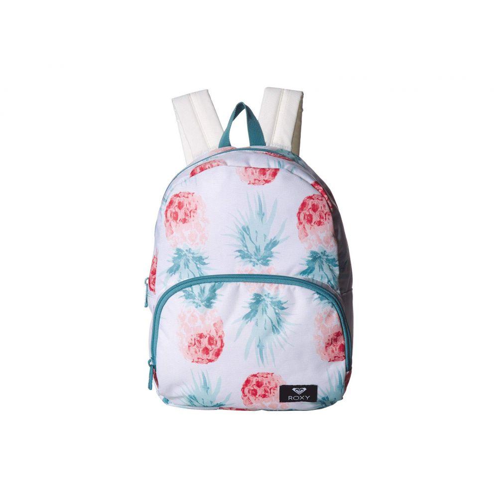 ロキシー Roxy レディース バッグ バックパック・リュック【Always Core Backpack】Marshmallow Big Pineapple