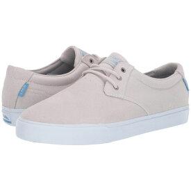 ラカイ Lakai メンズ シューズ・靴 スニーカー【Daly】White Suede 2