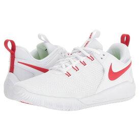ナイキ Nike レディース バレーボール シューズ・靴【Zoom HyperAce 2】White/University Red
