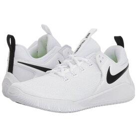 ナイキ Nike レディース バレーボール シューズ・靴【Zoom HyperAce 2】White/Black