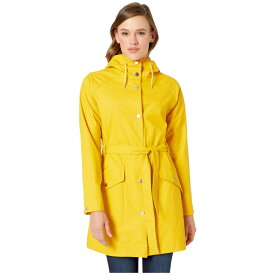 ヘリーハンセン Helly Hansen レディース アウター レインコート【Kirkwall II Raincoat】Essential Yellow