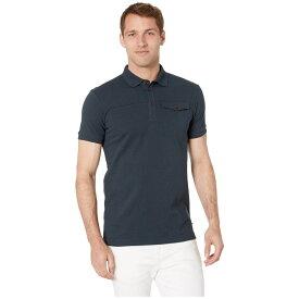 フェールラーベン Fjallraven メンズ トップス ポロシャツ【Greenland Polo Shirt】Dark Navy