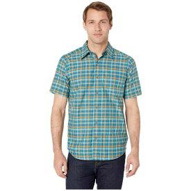 マーモット Marmot メンズ トップス 半袖シャツ【Agrozonda Short Sleeve Shirt】Denim