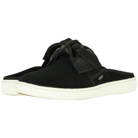 アグ UGG レディース シューズ・靴 ローファー・オックスフォード【Ida Slide】Black