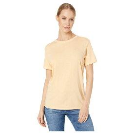 ハーレー Hurley レディース トップス Tシャツ【Burnout T-Shirt】Melon Tint