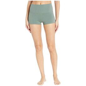 アロー ALO レディース ボトムス・パンツ ショートパンツ【Aura Quartz Shorts】Moss