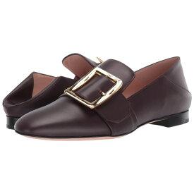 バリー Bally レディース シューズ・靴 ローファー・オックスフォード【Janelle Flat】Prune