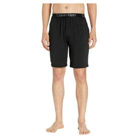 カルバンクライン Calvin Klein Underwear メンズ インナー・下着 パジャマ・トップのみ【Ultra Soft Modal Sleep Shorts】Black